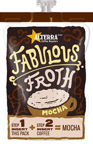 MOCHA Fabulous Froth