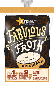 ORIGINAL Fabulous Froth
